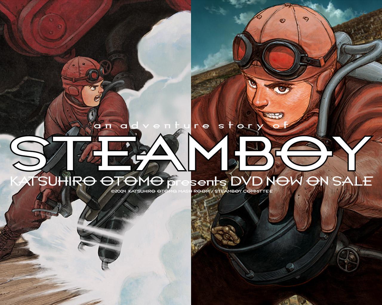 steamboy stream